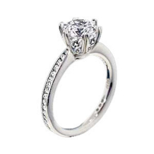 Ritani Setting Diamond Engament Ring