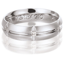 Verragio Classic Mens Diamond Band