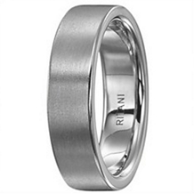 Ritani Classic 6mm Mens Wedding Band