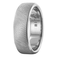 Ritani 7mm Mens Wedding Band