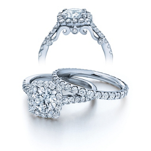Verragio Diamond Engagement Ring Insignia Collection