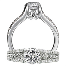 Gorgeous Anadare Collection Engagement Ring by Ritani