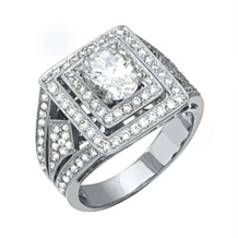 Exquisite Diamond Ring by Simon G