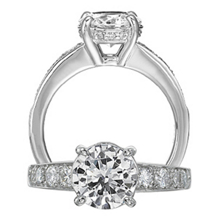 Stunning Classic Engagement Ring from Ritani