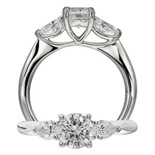 Lovely Ritani Classic Engagement Ring Collection Ring