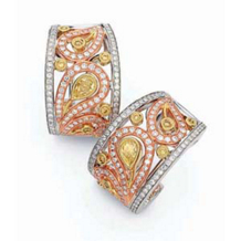Simon G Diamond Earrings