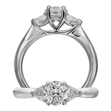 Beautiful Diamond Engagement Ring by Ritani
