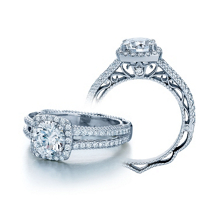 Verragio Venetian Collection Diamond Engagement Ring