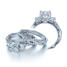 Verragio AFN-5013P-4 Engagement Ring
