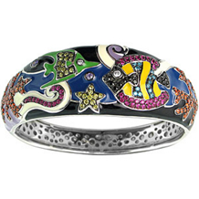 Belle Etoile Under The Sea Enamel Bracelet