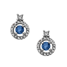 Elegant Diamond Fashion Earrings