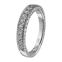 Scott Kay Diamond Wedding Band