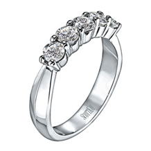 Scott Kay 3/4 Carat Diamond Wedding Band