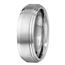 SK Cobalt Prime Collection Mens Wedding Band
