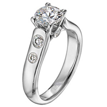 Scott Kay Engagement Ring Contemporary Collection