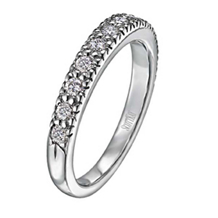 Scott Kay Diamond Wedding Ring Contemporary Collection