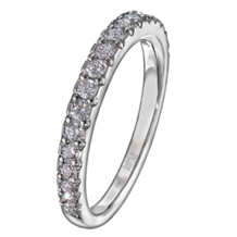 Scott Kay Diamond Contemporary Collection Wedding Ring