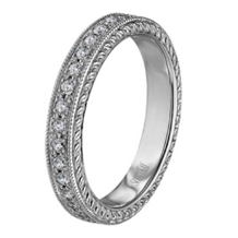 Scott Kay Vintage Collection Diamond Eternity Band