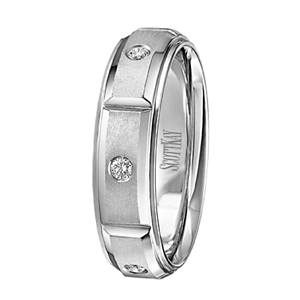 Scott Kay Javlin Diamond Collection Mens Band