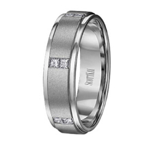 Classic Collection Scott Kay Mens Diamond Band