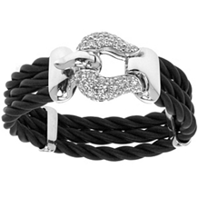 Belle Etoile Lasso Rubber Collection Bracelet