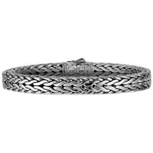 Scott Kay Doberman Mens Straight Bracelet