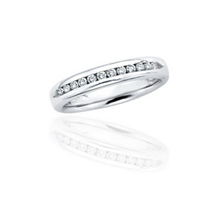 1/4 Carat Diamond Wedding Band