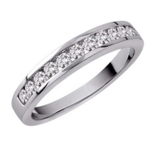 1 Carat Diamond Channel Band