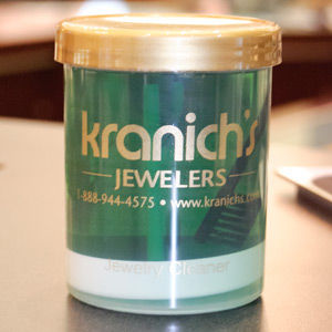 Kranich's Jewelers Jewelery Cleaner