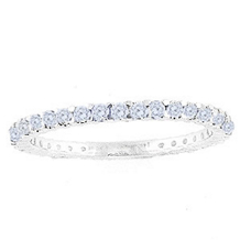 1/2 Carat Diamond Eternity Band