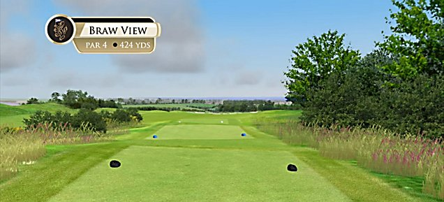 The Duke's – Hole 13 Braw View