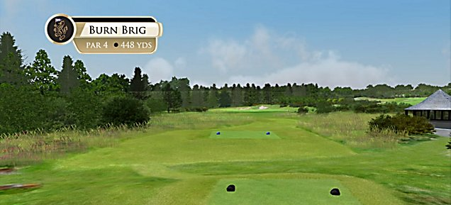 The Duke's – Hole 10 Burn Brig