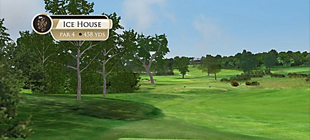 The Duke's – Hole 18 Ice House
