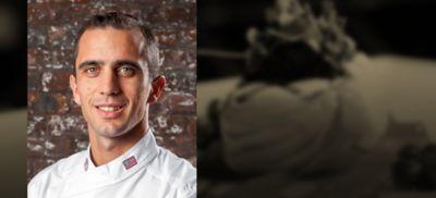 Pastry Chef Nicolas Blouin