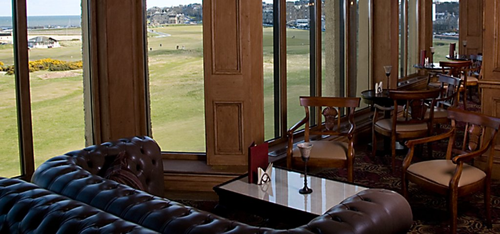 Road Hole Bar at Old Course Hotel