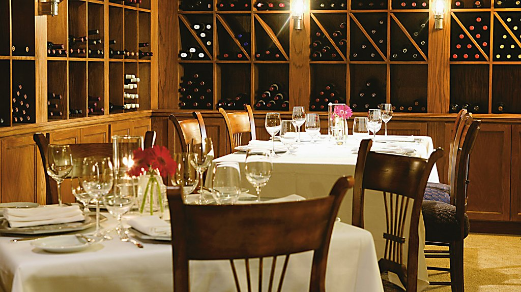 The Immigrant Restaurant Wine Room