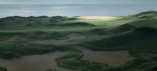 Straits at Whistling Straits - Hole 15 Grand Strand