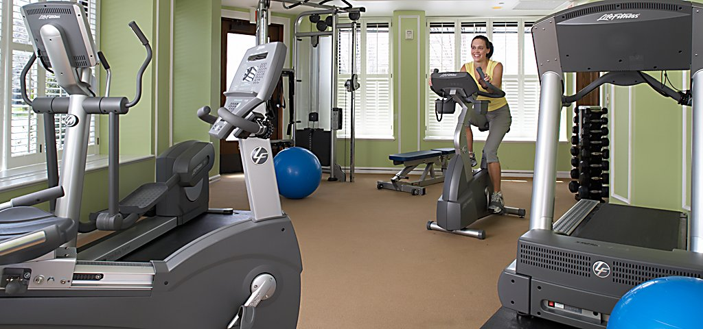 Fitness Center at Kohler Waters Spa