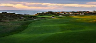 Straits at Whistling Straits - Hole 1 Outward Bound