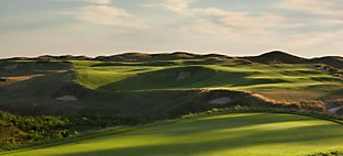 Straits at Whistling Straits - Hole 10 Voyageur