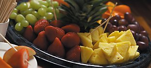 Fresh Fruit Tray from Woodlake Market