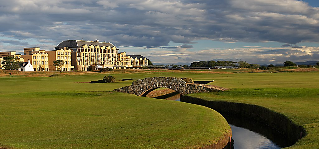The Old Course Hotel Golf Resort Spa