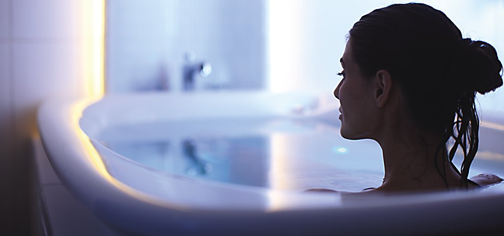 Bathing Treatments at Kohler Waters Spa
