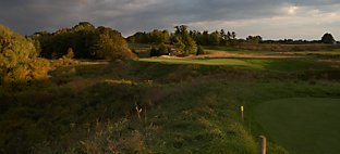 Meadow Valleys at Blackwolf Run - Hole 15 Mercy