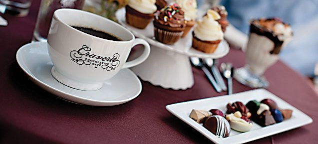 Craverie Chocolatier Cafe Assortment