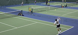 Tennis at the Sports Core