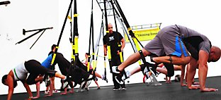 TRX Fitness at Sports Core