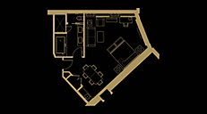 Woodlake Suite Floor plan