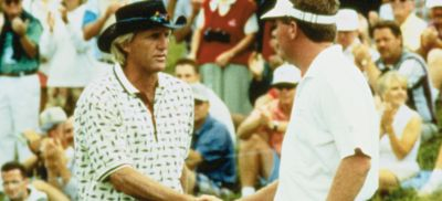 1996 Anderson Consulting Champion Greg Norman