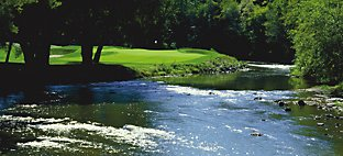 River at Blackwolf Run - Hole 13 Tall Timber